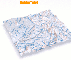3d view of Wān Nā-yang