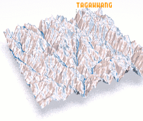 3d view of Tagawwang