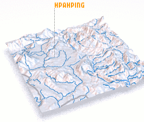 3d view of Hpa-hping