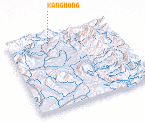 3d view of Kangmöng