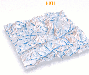 3d view of Ho-ti