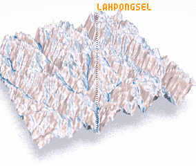 3d view of Lahpongsel
