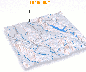 3d view of Theinkhwe