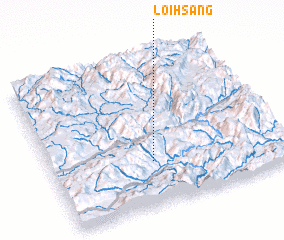 3d view of Loi-hsang