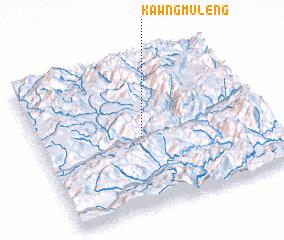 3d view of Kawngmu-leng