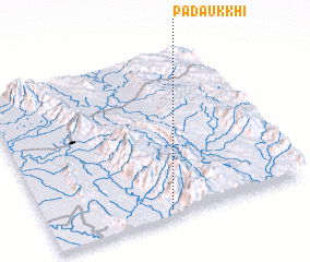 3d view of Padaukkhi