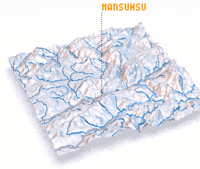 3d view of Mān Su-hsu