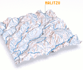 3d view of Malitzu