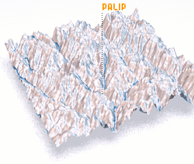 3d view of Palip