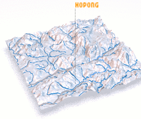 3d view of Ho-pong