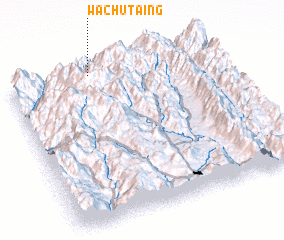 3d view of Wachutaing