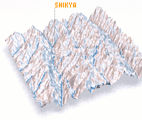 3d view of Shikya