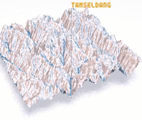 3d view of Tamseldang