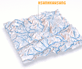 3d view of Hsanhkawsang