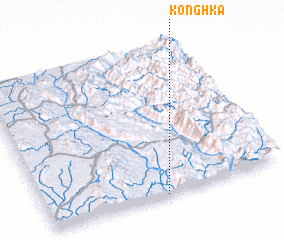 3d view of Konghka
