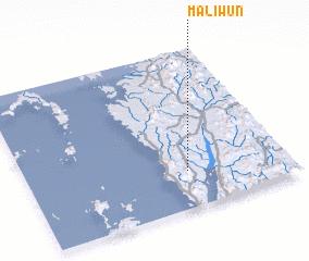 3d view of Maliwun