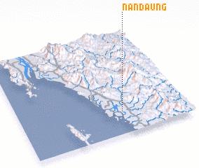 3d view of Nandaung