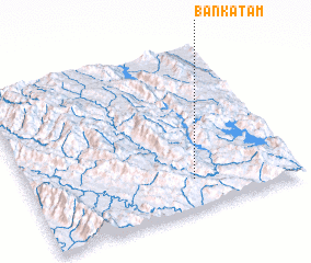 3d view of Ban Katam