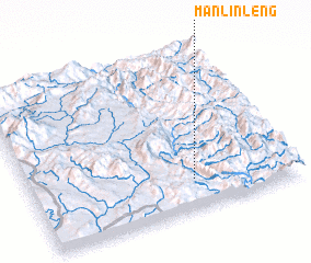 3d view of Mān Linlēng