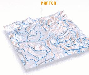 3d view of Mānton