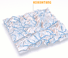 3d view of Hsieo-htang