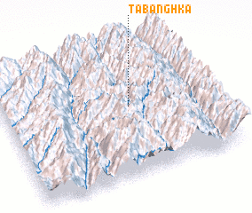 3d view of Tabānghka