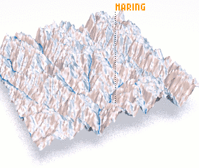3d view of Maring