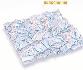 3d view of Hangsio Chai