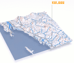 3d view of Kala-aw