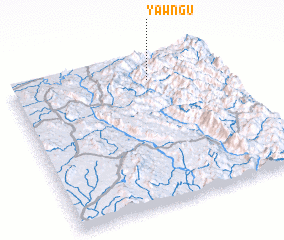 3d view of Yawng-ū