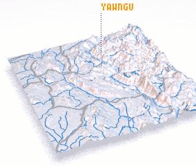 3d view of Yawng-ū
