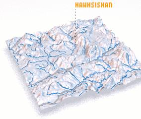 3d view of Hawhsishan