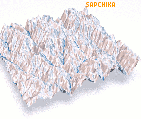 3d view of Sapchika