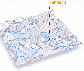 3d view of Mān Na-aw