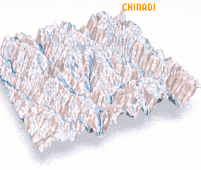 3d view of Chinadi