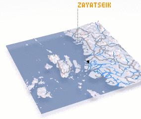 3d view of Zayatseik