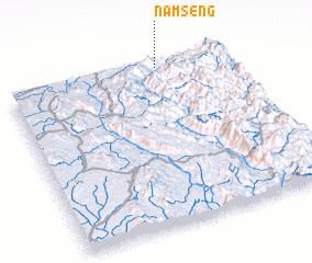 3d view of Namsēng