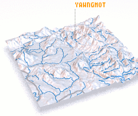3d view of Yawngmot