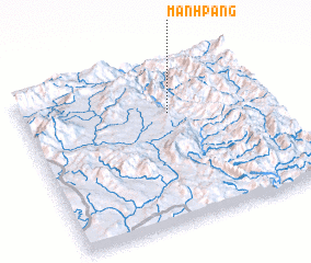 3d view of Mān Hpāng