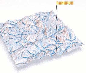 3d view of Namhpük