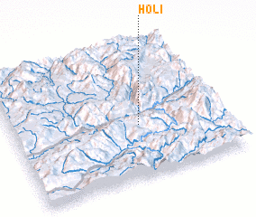 3d view of Ho-li