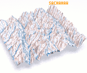 3d view of Sachahaw