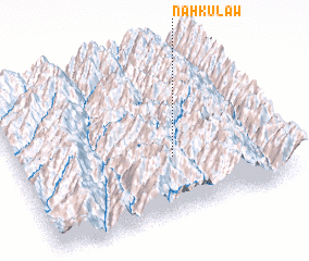 3d view of Nahkulaw