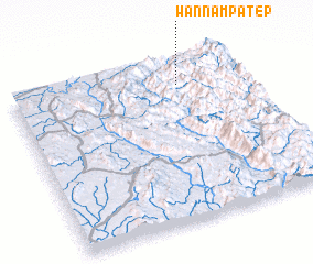 3d view of Wān Nampa-tep