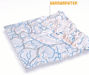 3d view of Wān Nampa-tep