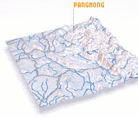 3d view of Pāngmong