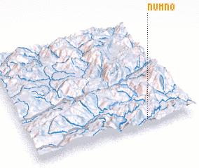 3d view of Num Nö