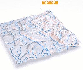 3d view of Nga-hawm