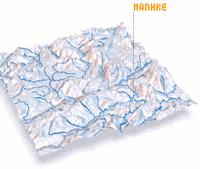 3d view of Mān Hke