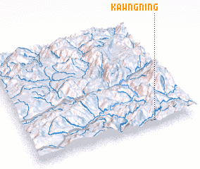 3d view of Kawngning